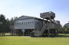 Outer Banks Vacation Rentals | Salvo Vacation Rentals | Sandbox at Salvo #293 | (4 Bedroom Oceanside House)