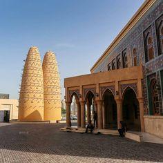 Katara Cut Village #Doha #Qatar Photo by@a7madbina .................................................................................. TAG Your Awesome Photos #Qatarism