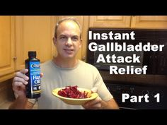 Gallbladder Attack Relief Remedy - 5 POWERFUL Recipes For INSTANT Gallbladder Attack Relief PART 1 - YouTube