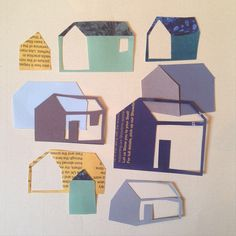 My long weekend of shed insulating is over. Now I can't stop thinking about sheds... #morningcollage #collage