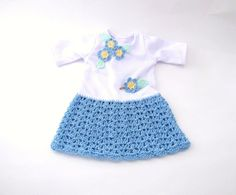 New name for this product: Tskirt for American Girl Dolls or other 18 inch by DeeDeesDetails, $21.00