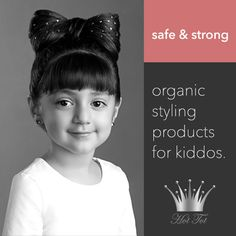 Hot Tot produces eco-friendly, safe, and professional hair products for babies and children, giving them style from the start. Shop Now!