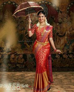 South Indian bridal