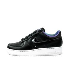 Step up your shoe game with the Air Force 1 '07 LV8 in premium black leather now available online & in-store #AtEazeEveryWhereYouAre #sundayshopping