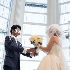 【結婚式レポ・挙式編】最愛の息子さんと・・・♡家族愛あふれるCUTEなファミリーウェディング♡