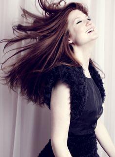 #redhead Bonnie Wright