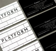 Platform designed by Substrakt