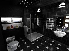 sick bathroom!