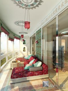 Studio Apartment Design  http://thebestinterior.com/189-studio-apartment-design