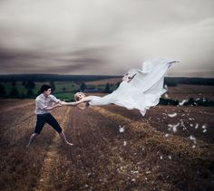 500px / The Parting ii by Luke Sharratt