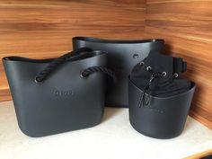 O'bag black standard, mini a o'basket