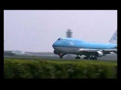 Opstijgen ven een vliegtuig