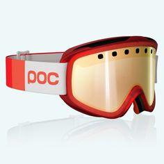 Poc POC Iris Stripes Red Ski Goggles - Poc from White Stone UK