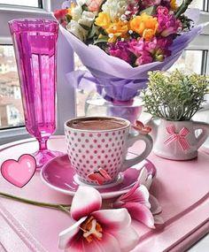 Foto Saturday Coffee, Good Morning Coffee, Coffee Break, Fresh Coffee, I Love Coffee, Happy Coffee, Coffee Flower, Coffee Heart, Breakfast Tea