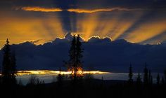 Midnight Sun photo by Sauli Koski Finland Sun Photo, Photo Art, Midnight Sun, Best Cities, Helsinki, Mother Nature, Dream Catcher, Street Art, Sunrise