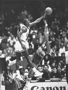 MJ with the rejection