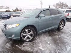 Saint-Eustache, Quebec | Green 2009 Toyota Venza For Sale | Autonet.ca