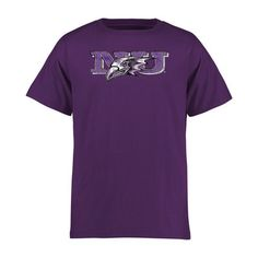 Niagara Purple Eagles Youth Classic Primary T-Shirt - Purple