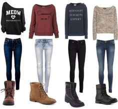 Want all of those tops!