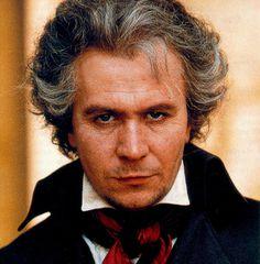 """Gary Oldman - as Beethoven in """"Immortal Beloved"""". Oldman made Ludwig look GOOD!"""