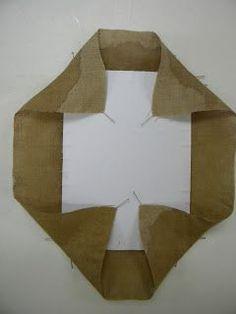 Framing Needlework, great detailed instructions