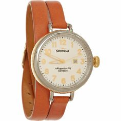 Shinola The Birdy at Barneys.com Love this one too, just wish it was bigger.
