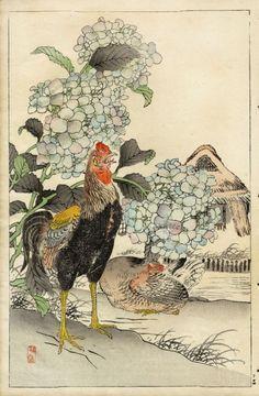 Gallery.ru / Foto # 6 - Bariel flor y pájaro 1899 - Tatasha