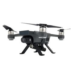 trípode luz LED Aumente la paleta de aterrizaje Aumente trípode con LED Luz de noche para DJI Spark RC Drone
