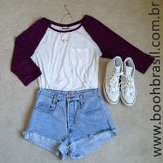 Take a look at the best summer clothes for school in the photos below and get ideas for your outfits! 10 cute summer school outfits you should try Image source Tumblr Outfits, Mode Outfits, Casual Outfits, Fashion Outfits, Dress Casual, Style Fashion, Casual Pants, Fashion Clothes, Fashion Trends