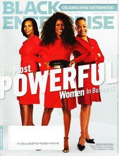 Black Enterprise Magazine January February 2017 Most Powerful Women in Business