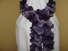 Sashay Scarf - Boogie $20 Cdn   Colors in this scarf - 3 shades of purple  Yup a must have!!!