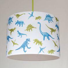Dinosaur Handmade Paper Lampshade