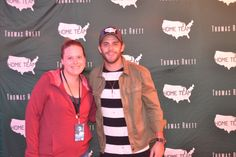 Read all about my VIP experience with Thomas Rhett! #countrymusic #music #country #concert #thomasrhett #vip