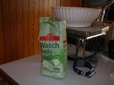 domači detergent za pranje perila