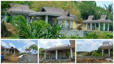 Take a peek at the ongoing construction of Nirwana Bali's Clubhouse. Check back here as we post our progress.  www.southforbes.com  #SouthForbes #NirwanaBali #Floodfree #Tagaytay #Laguna #Cavite