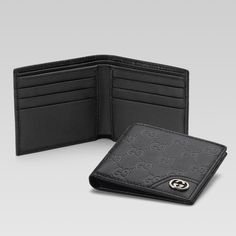 728e573a1c9 bi-fold wallet with interlocking g detail GMWC1026 Gucci Outlet Online