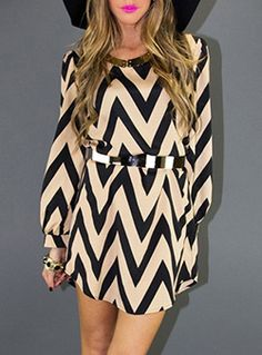 Popular Chevron Dresses-Buy Cheap Chevron Dresses lots from China