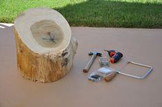 Play At Home Mom LLC: Toddler Woodworking...would love this for a bit of an older child.