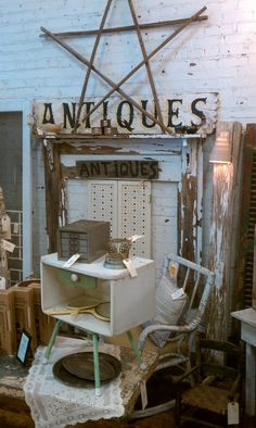 Artsy Fartsy Junk Finds: ~Some new JUNK & a Thank You to Flea Market Style Magazine!~