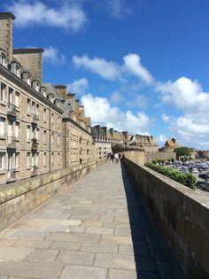 Saint-Malo nel Bretagne