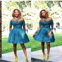 Lesotho Seshoeshoe Designs 2018 : Beautiful Shweshwe Dress DesignsLatest Ankara Styles and Aso Ebi Styles 2020 Ankara Styles For Women, Kente Styles, Ankara Gown Styles, Latest Ankara Styles, African Dresses For Women, African Attire, African Wear, African Fashion Dresses, Ankara Fashion