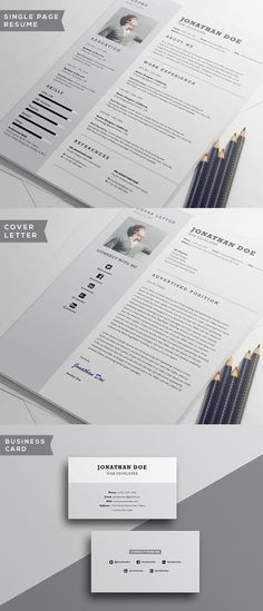 ltimas llamadas para actulizar CV    s   Business   Pinterest     Professional CV Template Bundle   CV Package with Cover Letters for MS Word    Modern Cv Design   Instant Download   Template Sale   Best