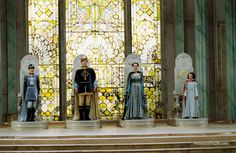 The Chronicles of Narnia: The Lion, the Witch and the Wardrobe - Publicity still of William Moseley, Georgie Henley, Skandar Keynes & Anna Popplewell