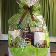 """used for this gift """"basket"""" I did"""