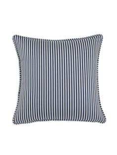 Cornell Indigo Pillow by Chooty & Co. at Gilt