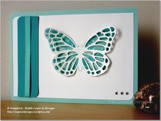 StampinUp Independent Demonstrator Val CoupesetDecoupes - https://coupesetdecoupes.wordpress.com Butterflies Thnillits - Spring - 2015 -