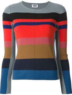 8c01d150db Designer Fashion for Women. Boyfriend StyleTeacher StyleStriped KnitSonia  RykielKnit ...