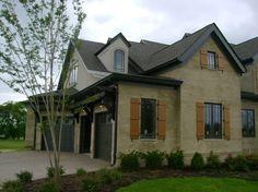Exterior Photos - traditional - exterior - nashville - Kingdom Builders