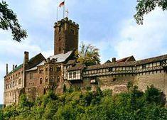 Wartburg Castle. Eisenach Germany. Many memories of this place. Ah.... Choir tour 2002 :)