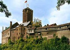Wartburg Castle. Eisenach Germany. Many memories of this place. Ah.... Choir tour 2002 :)